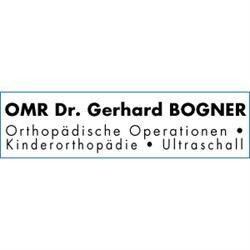 OMedR Gerhard Bogner
