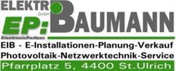 Elektro Baumann GmbH