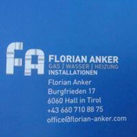Florian Anker Installationen