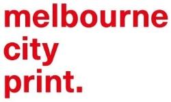 Melbourne City Print