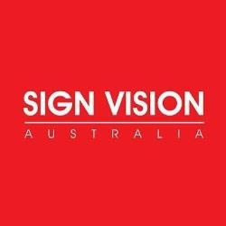 Sign Vision Australia