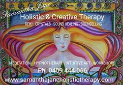 Samantha Jane Holistic Therapy