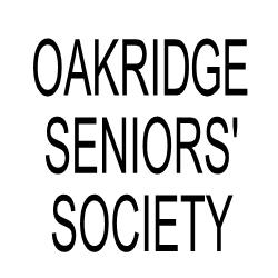 Oakridge Seniors Centre