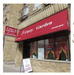 Curry Garden Restaurant The