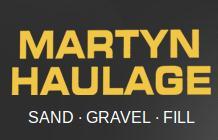 Martyn Sand & Gravel Haulage