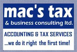 Macs Tax & Business Consulting Ltd