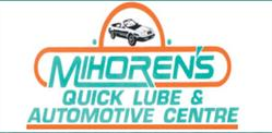 Mihorens Quick Lube & Automotive Centre