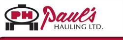 Pauls Hauling Ltd