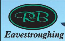 R b Eavestroughing Ltd