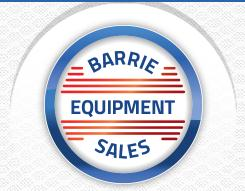 Barrie Equipment Sales