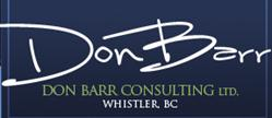 Don Barr Consulting Ltd