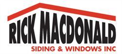 Rick MacDonald Siding & Windows Inc