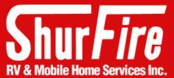 Shurfire r v & Mobile Home Services