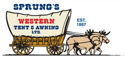 Sprung's Western Tent/Awning