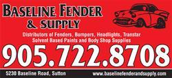 Baseline Fender&supply