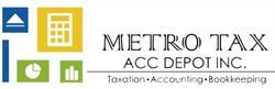 Metro Tax-Acc Depot Inc.