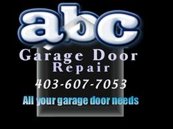 ABC Garage Door Repair in Calgary