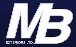 M & B Exteriors LTD