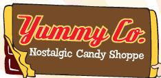 Yummy Co Retro Candy Funhouse