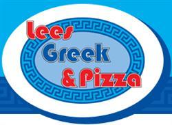 Lees Grek Pizza