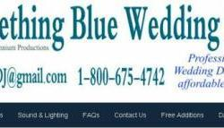 Something Blue Wedding Djs