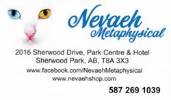 Nevaeh Metaphysical