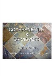 Cochrane Tile & Brickwork