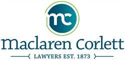 MACLAREN CORLETT LLP