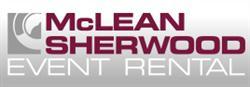 Image result for mclean sherwood event rental