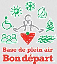 Base de plein air Bon Départ
