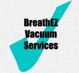 BreathEZ Vacuum Services