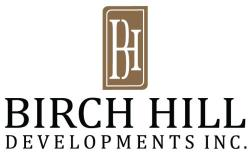 Birch Hill Developments Calgary
