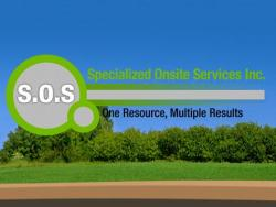Specialized Onsite Services Inc.