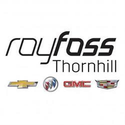 Roy Foss Thornhill - Chevrolet Buick GMC Cadillac