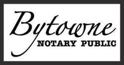 Bytowne Notary Public