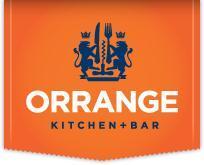Orrange Kitchen + Bar