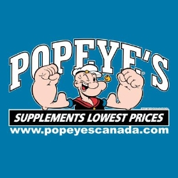 Popeye's Supplements North Vancouver