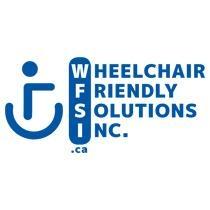 WFSI - Wheelchair Friendly Solutions Inc