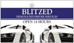Blitzed Designated Driver Services