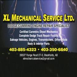 XL Mechanical Service Ltd.