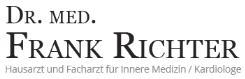 DR. MED. FRANK RICHTER - HAUSARZT UND FACHARZT FÜR INNERE MEDIZIN/ KARDIOLOGE