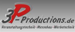 3P-Productions.de Veranstaltungstechnik - Messebau - Werbetechnik