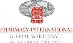 pharmacy-international global wholesale Dr. Frank Stepke GmbH