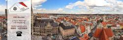 Dachreparatur - München - Dachsanierung - Dachdeckerei | HDS München