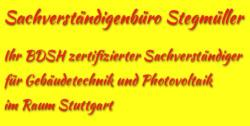 Sachverständigenbüro Stegmüller
