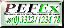 PEFEx - Kurierdienst, Direkt- und Sonderfahrten