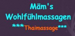Mäms Wohlfühlmassagen (Thaimassage)