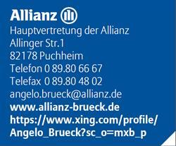 Allianz Hauptvertretung Angelo Brück