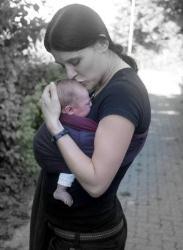 Familienraum Karlsbad -Trageberatung u. Babymassage in Karlsruhe / Pforzheim / Karlsbad / Ettlingen