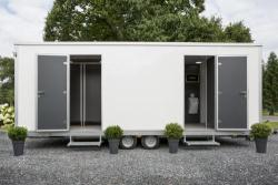 VIP-Toilettenwagen - Mieten - Kevelar | H-T Gbr. Kevelaer